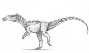 Masiakasaurus by DinoGirl121