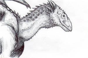 Dragon by DinoGirl121