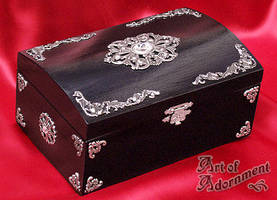 Baroque Treasure Chest by Valerian