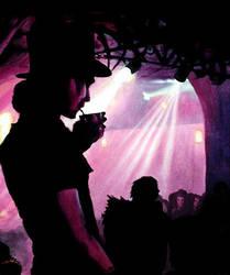 Top Hat - Nightclub No.4 by Valerian