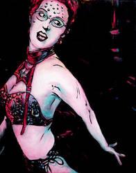 Burlesque -Fallen Fashion No.2 by Valerian