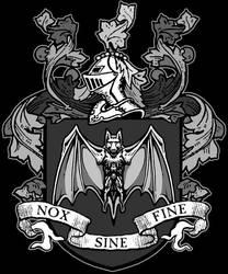 Bat Crest by Valerian