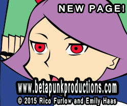 Spoopy House Page 32 Preview by Harijizo