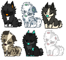 Fluffy Adopts CLOSED by PAPERWlNGS