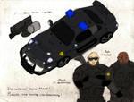 Police Rhino Team 29 Leaders by Sporthand