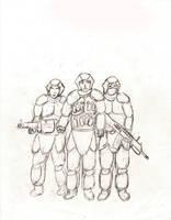 Zerdun Survivors by Sporthand