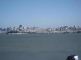 Golden Gate Bridge by Sporthand