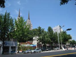 Korean Church 4 by Sporthand