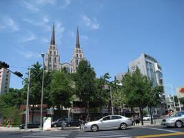 Korean Church 5 by Sporthand