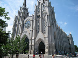 Korean Church 7 by Sporthand