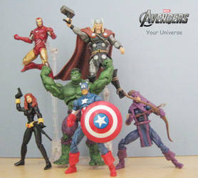 Avengers Asemble by Deadman0087