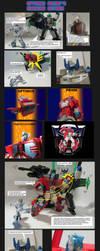 Optimus Prime's Burning Return by Deadman0087