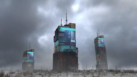 Hardware Tower by RedLine2311