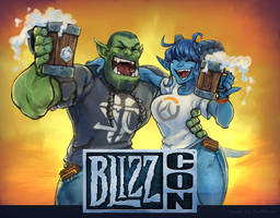BLIZZCON 2017 by Zer0Frost