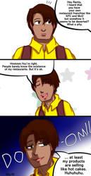 Ramly's mini comic  by mahura97