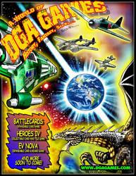 DGA Poster by JaemeNewton