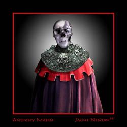 Anthony Mason Portrait by JaemeNewton