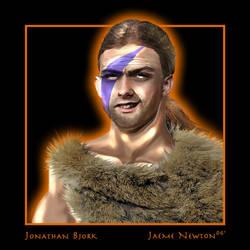 Jonathan Bjork by JaemeNewton