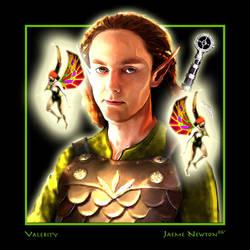 Valerity Portrait by JaemeNewton