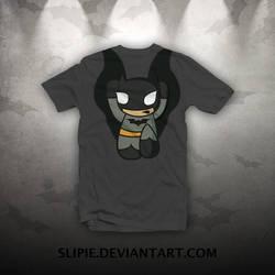 5 Im Batman by slipie