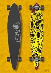 Cheeze - longboard by slipie