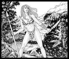 jungle girl 3 by hdcrootz
