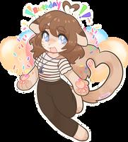 birthday ! ! ! by lamelamb