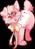 raspberry ice cream! by lamelamb