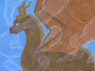 Peril: Blazing Warrior by Luna-the-Zekrom