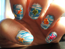 Tropical Fish by lettym