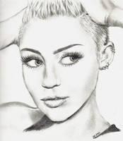 Miley Cyrus by lettym
