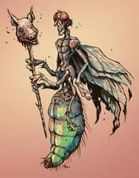 Beelzebub by Ammonite-Amy