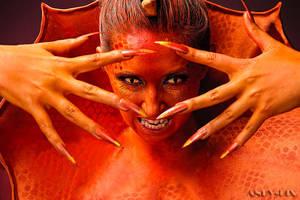 Lady Dragon 3 by Anita-Lust