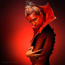 Lady Dragon 4 by Anita-Lust