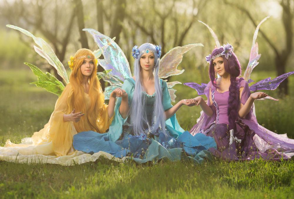 3 Fairy by Anita-Lust