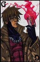 Gambit by 80Gunz