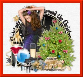 Rocking Around The Christmas Tree by atouchoflacie