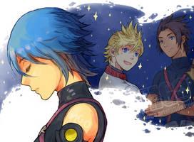 Aqua's Memories by M-GO