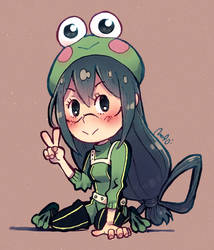 Froppy by M-GO