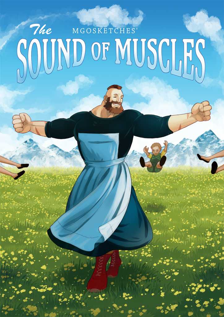 The Sound of Muscles by M-GO