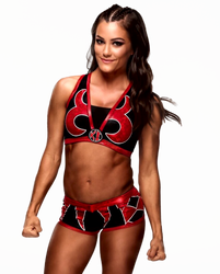 NXT Kacy Catanzaro PNG Render by Sirriam