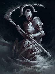White reaper by PumpkinPie92