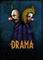 Drama WIP 2 by MaComiX