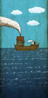 Wedding Boat by MaComiX