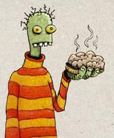 Zombie Breakfast by MaComiX
