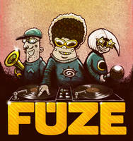 FUZE by MaComiX