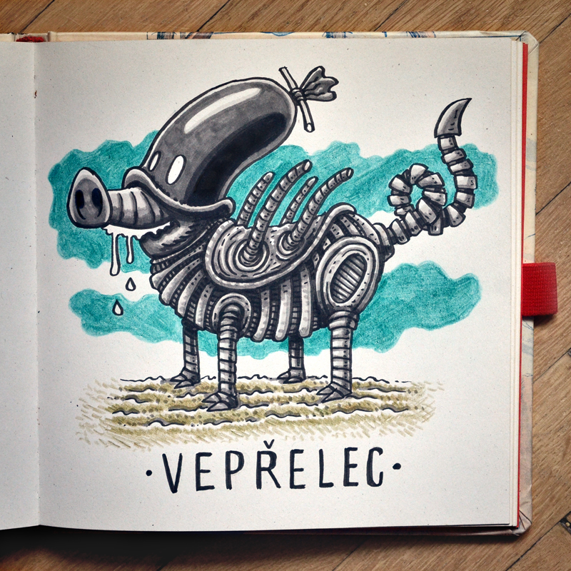 Veprelec by MaComiX