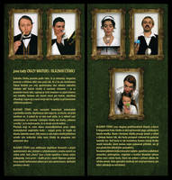 Crazy Waiters Leaflet 2 by MaComiX