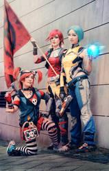 Meet the girls! by MaryLuckBiz
