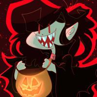 Happy Halloween! by StarzallAnimations